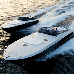 Yachts et bateaux de luxe